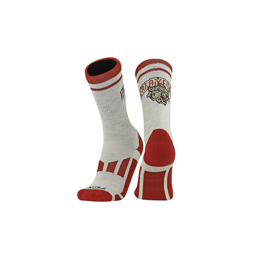 Image For SOCK HEATHER CREW LRG TCK