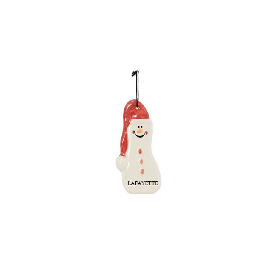 Image For SNOWMAN ORNAMENT SKINNY