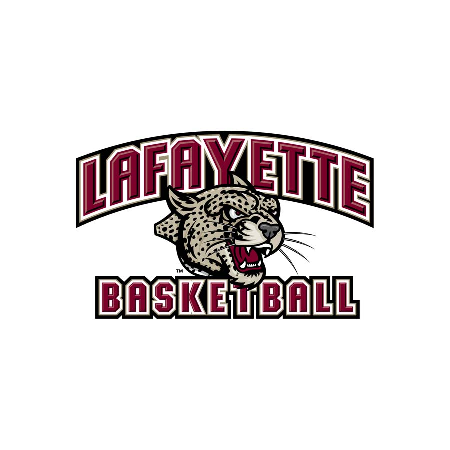 Image For LAFAYETTE BASKETBALL DECAL