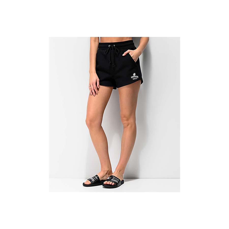 Image For WOMENS SHORTS BLK