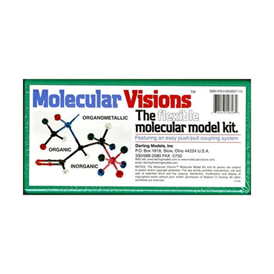Image For MOLECULAR VISIONS KIT