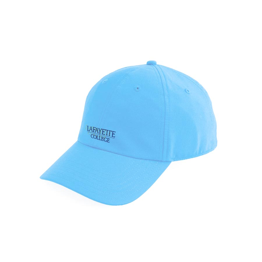 Image For CAP LIGHT BLUE STACK LOGO