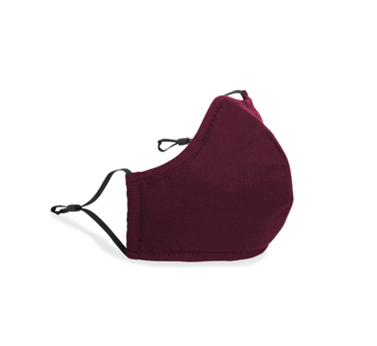 Image For 2PK MAROON MASK