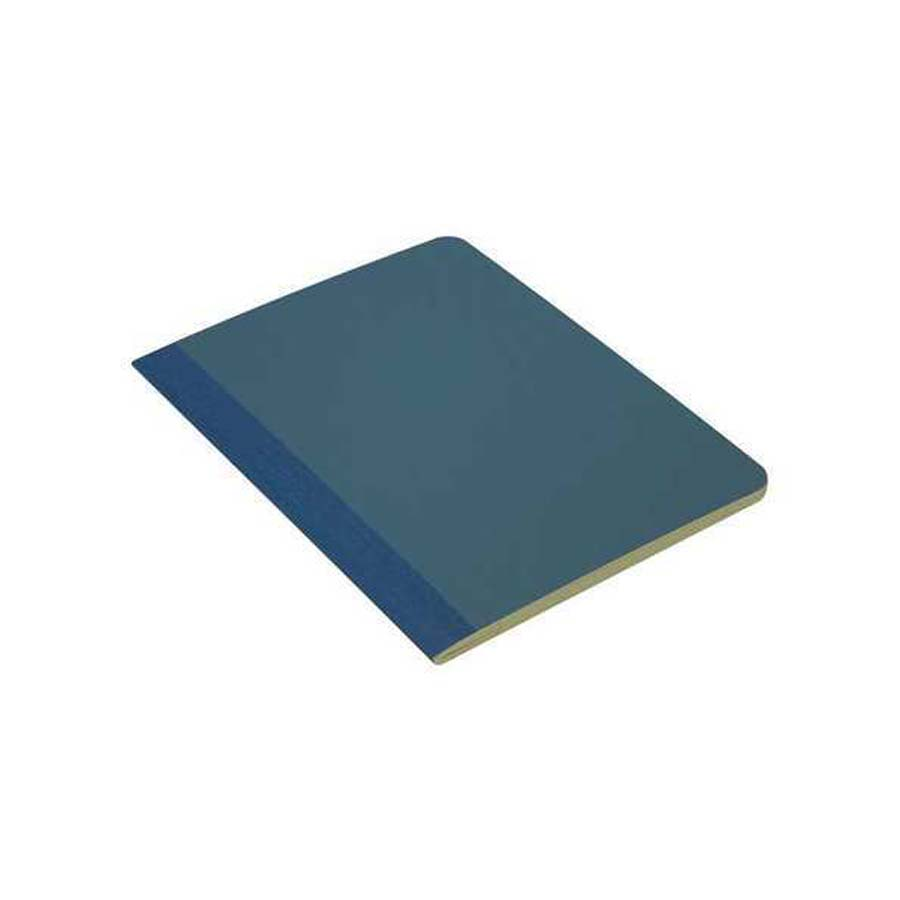 Image For LINED BLUE LAB NOTEBOOK