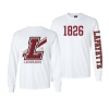 Image for TEE LS 1826 WHITE MVSPORT