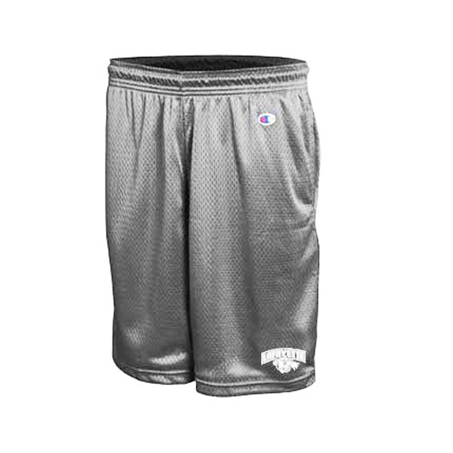 Image For YOUTH MESH SHORT GREY