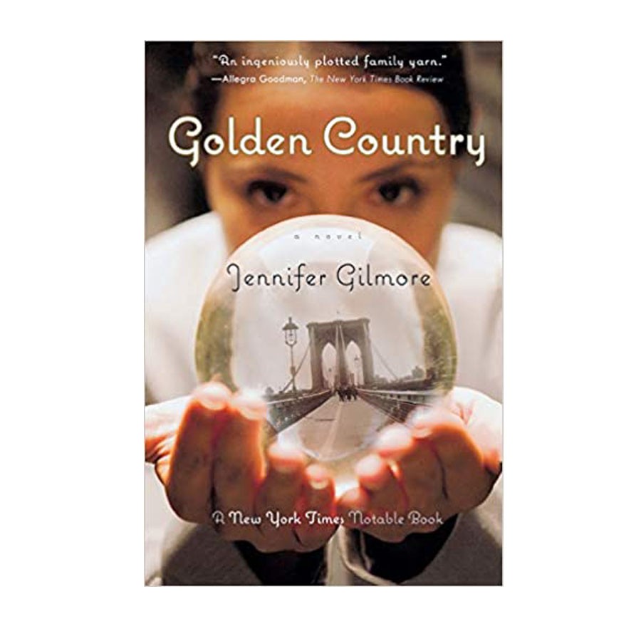 Image For GOLDEN COUNTRY