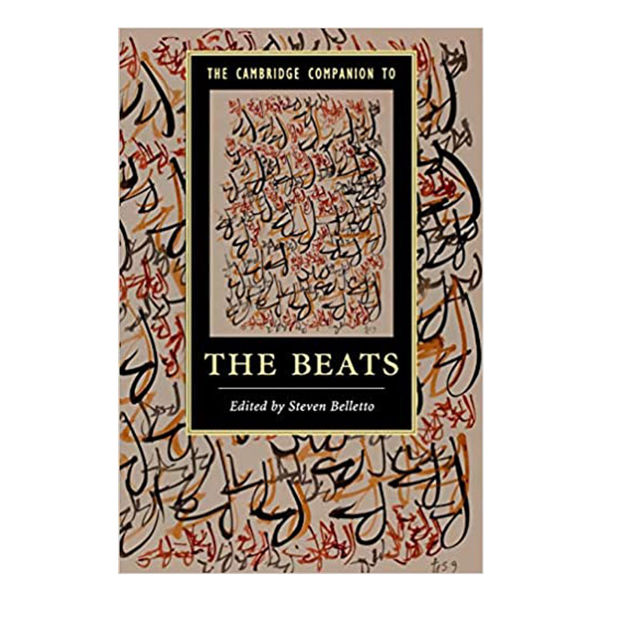 Image For CAMBRIDGE COMPANION TO THE BEATS