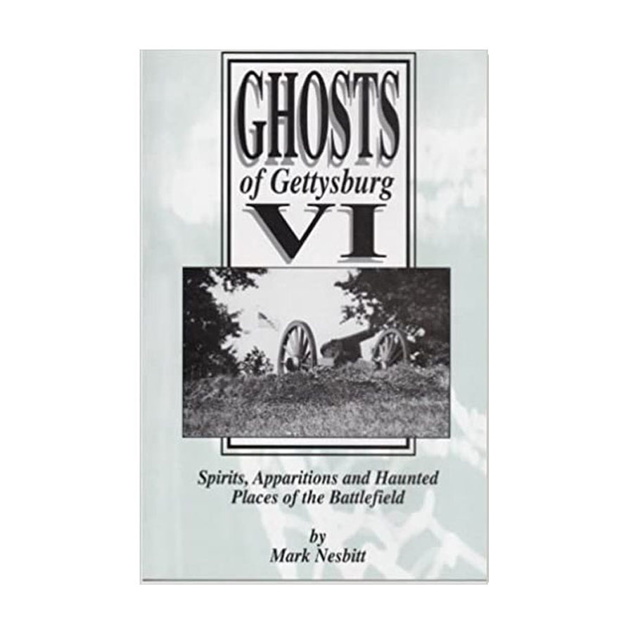 Image For GHOSTS OF GETTYSBURG VI